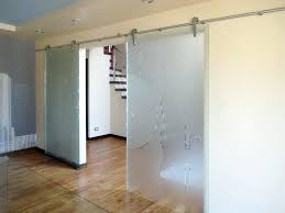 frosted glass barn doors. Barn Doors With Glass View Larger Image Etched Sliding Door Frosted .