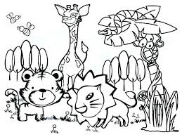 Forest Coloring Page Forest Coloring Pages Hard Animal Coloring
