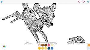 Art Of Coloring By Disney Une Nouvelle Application Pour Colorier