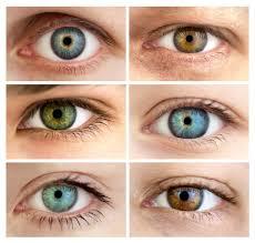 genetics of eye color