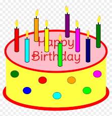 birthday cakes with candles clip art. Clip Art Cake Candles Clipart Flickering Candle Birthday With Throughout Cakes