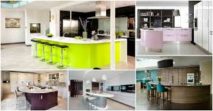 modern curved kitchen island. 20 Modern Kitchens With Curved Kitchen Islands Island