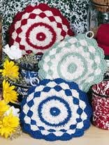 Free Crochet Potholder Patterns Extraordinary Kitchen Crochet Patterns Page 48