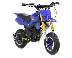 funbikes super motard 50cc 48cm blue mini moto bike model fbk