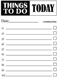 to do lists templates to do list template free free to do list