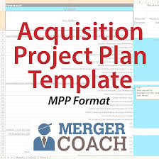 Calypso Home Furniture Mergers And Acquisitions Project Plan Templates Mergercoach