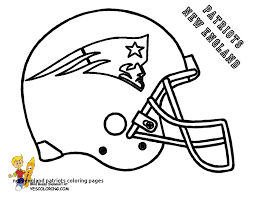 football helmet coloring pages awesome new england patriots coloring pages of football helmet coloring pages awesome