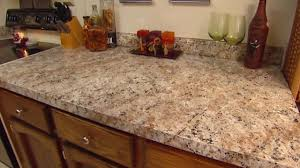 countertop paint colorsHow to Apply Faux Granite Kitchen Countertop Paint  Todays Homeowner