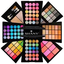 shany makeup palette all in one makeup set with eyeshadows face powders and blushes from usa to india at ibhejo