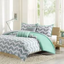 Buy Twin Comforter Sets from Bed Bath & Beyond & Nadia Reversible Twin/Twin XL Duvet Cover Set in Teal Adamdwight.com