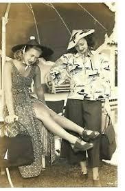 LOVELY ROSEMARY AND PRISCILLA LANE PORTRAIT 1940s Vintage Orig PHOTO 205 |  eBay
