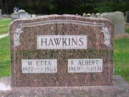 Mary Etta Glenn Hawkins (1872-1964) - Find A Grave Memorial