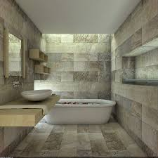 15 Ideas Natural Stone in the Bathroom Pertaining