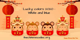 Lucky Animal Chart Extremely Lucky Colors For 2020 100 Accurate