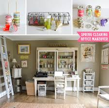 organizing ideas for home office. Ruff Draft: Spring Cleaning \u2013 Organize Your Office With A Rustic Makeover Organizing Ideas For Home Z