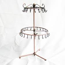 Rotating Hook Display Stand Impressive Jewelry Hook Bracelet Rotating Display Stand Rack M Hook Bracelet