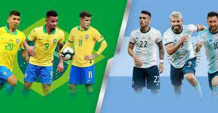 مشاهدة مباراة البرازيل والأرجنتين بث مباشر اليوم بتاريخ 11-07-2021 في كوبا  امريكا بين سبورت