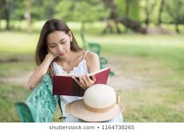 Image result for cold drink girl reading a book summertime lawnchair