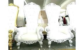 queen throne chair al