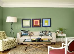 White And Green Living Room Room Painting With Sage Green Color Ward Log Homes