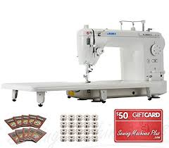 Best Longarm Quilting Machine - A Very Cozy Home & Don't hesitate to give it a go with the Juki TL-2000Qi 9″ Long-Arm Machine  as there are so many good things to say about this machine. Adamdwight.com