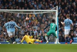They don't currently have the attack, or the defence. Uefa Champions League Report Manchester City V Tottenham Hotspur 17
