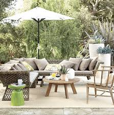 west elm patio furniture. Contemporary Furniture West Elm Outdoor Furniture Home Design Ideas And Pictures Regarding  Incredible Property Patio Decor Intended T