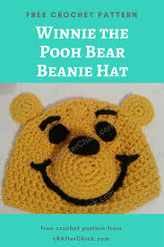 Winnie The Pooh Crochet Pattern Best Design Inspiration