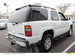 2002 Chevrolet Tahoe Z71 4x4 in Summit White photo #6 - 150214 ...