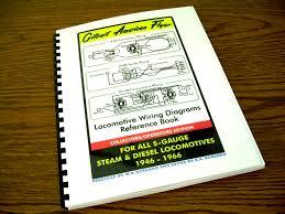 gilbert american flyer steam and diesel wiring diagrams gilbert american flyer locomotive wiring diagrams