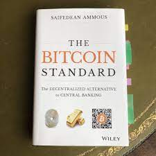 The first one being the original bitcoin white paper. Bitcoin Book Review The Bitcoin Standard