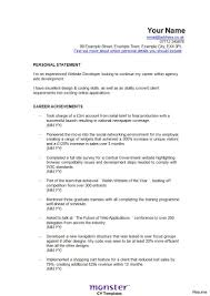 Net Developer Resume Sample How To Write A Resume Sample Stunning Net Developer Web Example 44