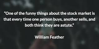 Stock Market Quotes Today Adorable We Asked Everyone For Their Favorite Investing Quotes And Here's