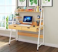 home office desks for two. Computer Desk Home Office Study Writing W/ Two Drawer White Furniture Desks For