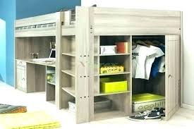 teen walk in closet. Fine Walk Teen Loft Bed Beds With Closets Walk In Closet  Underneath Full Size For Girls  And S