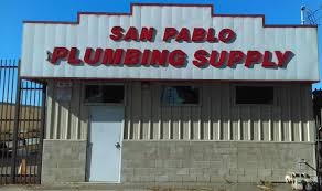 san pablo plumbing supply