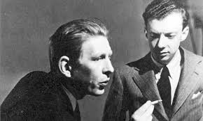 Benjamin Britten (right) with WH Auden. Photograph: Britten-Pears library. A terminal illness two weeks ago proved perhaps the most rapidly mutating medical ... - wh-auden-benjamin-britten-008