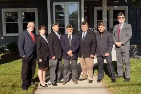 Henlopen American Legion Post 5 inducts officers | Cape Gazette
