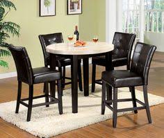 wilmington counter height table set
