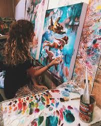 16 year old artist dimitra milan 11