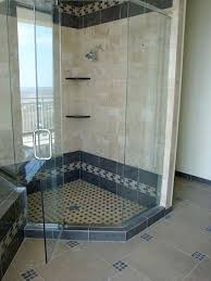 bathroom ideas corner shower design: image of small bathroom tile ideas corner shower bath
