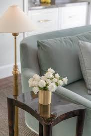 sage green velvet sofa design ideas