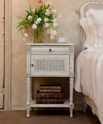 antique white nightstand. ELOQUENCE Giverny Nightstand In Antique White
