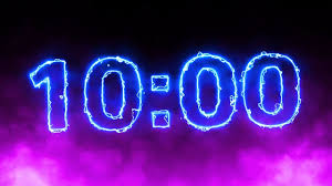 10 Minuite Timer Electric 10 Minute Countdown