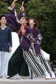 第14回かわさき楽大師まつり「厄除よさこい」「踊りゃん祭」さん 神奈川県海老名市・座間市 : 暢気(のんき)おやじ