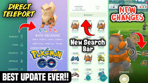 Pokemon go Best Update Ever | Again Autowalk with Defit | New Animations  and Changes - YouTube