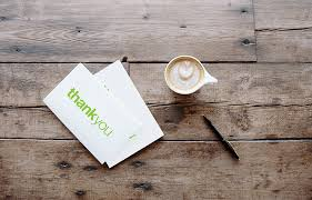 Tips On How To Write Your Business Thank You Notes Primoprint Blog