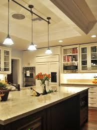 Lighting Over Island Kitchen Kitchen With Pendant Track Lighting Over Island Stylish Pendant