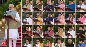 plete list of cabinet ministers