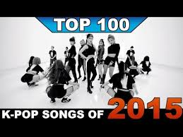 2015 Top Charts Songs The Ultimate Top 100 K Pop Songs Of 2015 Year End Chart
